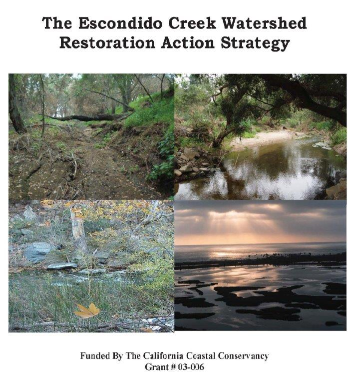 Escondido Creek Watershed Restoration Action Strategy