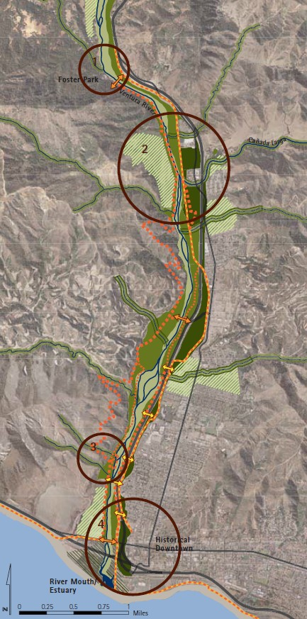 Ventura River Parkway Land Acquisitions and Community-Assisted Stewardship Planning